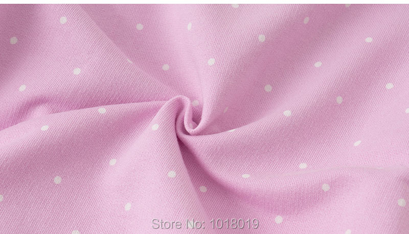 H5d6c19cf8c8941809dd000c982a89a2bo Bebe Girls s Fleeces Sweatshirt 100% Terry Cotton Sweater Children t shirt Kids Hoodies Blouses Baby Girl Clothes Dots Flower