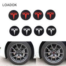 Для tesla алюминиевая модель 3/ s/ x/Центральная крышка колеса
