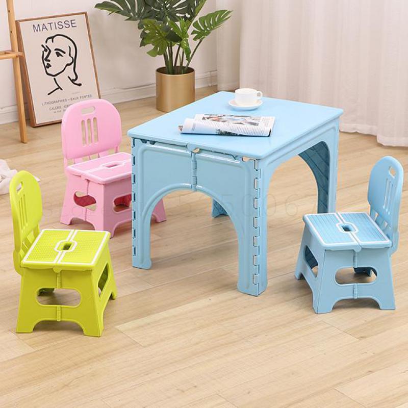 Folding Table Kindergarten Dining