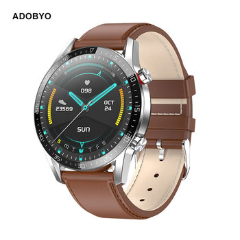 2020 New IP68 Waterproof Smart Watch Men Women Call Fitness Tracker Heart Rate Monitor Blood Pressure Smartwatch For Android IOS fitness women smart watch ip68 heart rate monitor message call reminder pedometer calorie smartwatch women watch for android ios