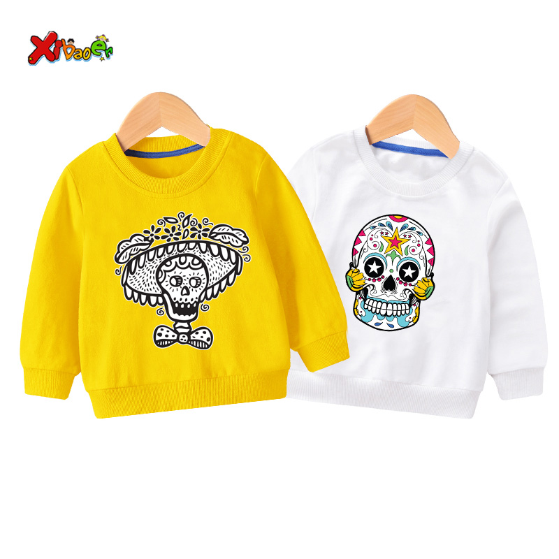 boys toddler sweatshirt tops baby hoodie cool sweatshirts 2019 autumn children clothes 6 years Kids Pullover casual long sleeve
