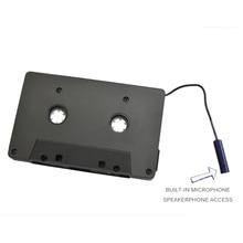 Adattatore a cassetta Lettore di Cassette Bluetooth 5.0 Auto Convertitore di Nastro Audio Cassette Per Aux Adattatore Smartphone Adattatore A Cassetta