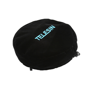 Image 5 - TELESIN Protective Dome Bag Soft Protect Cover for all TELESIN Dome Port for GoPro Hero 3/3+, Hero 4, Hero 5 and Xiaoyi 4K