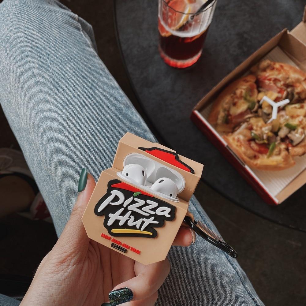 Pizza Box AirPod Case 1