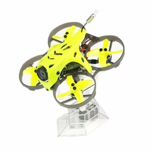 New style LDARC ET75 HD 74mm F4 OSD 3S FPV Racing Drone PNP BNF w/ Caddx Turtle V2 1080P Camera