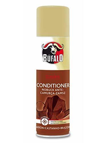 Buffalo Spray Nubuck Brown - 250 Ml
