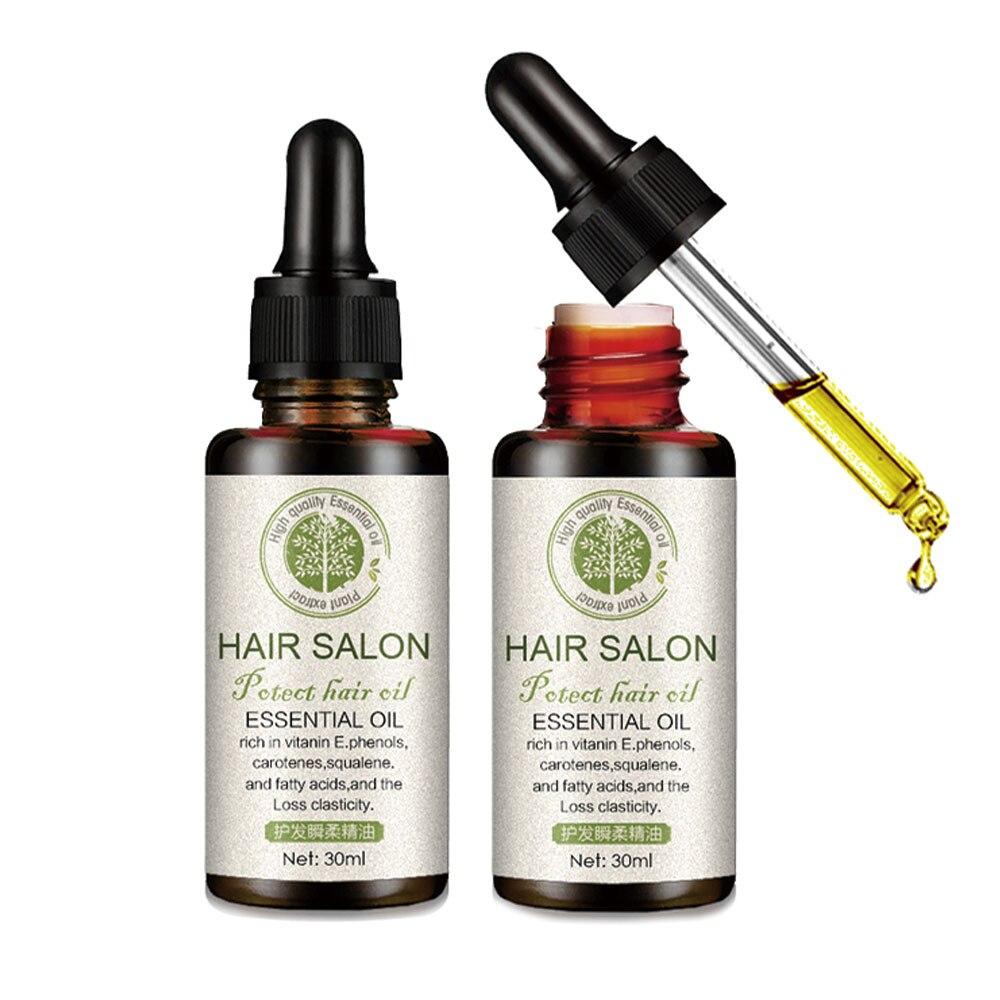 Powerful Hair Growth Essence Hair Repair Treatment Liquid Regrowth Essential Oil Serum Preventing Hair Loss Fast Restoratio