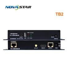 Novastar Asynchrone 4G Lecteur Multimédia TB2 boîte de Lecteur Multimédia Pour Extérieur Écran LED D'intérieur module