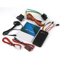 GPS Tracker SMS GSM GPRS Tracking Device Locator Remote Control for Car Motorcycle Vehicle Scooter Tracker