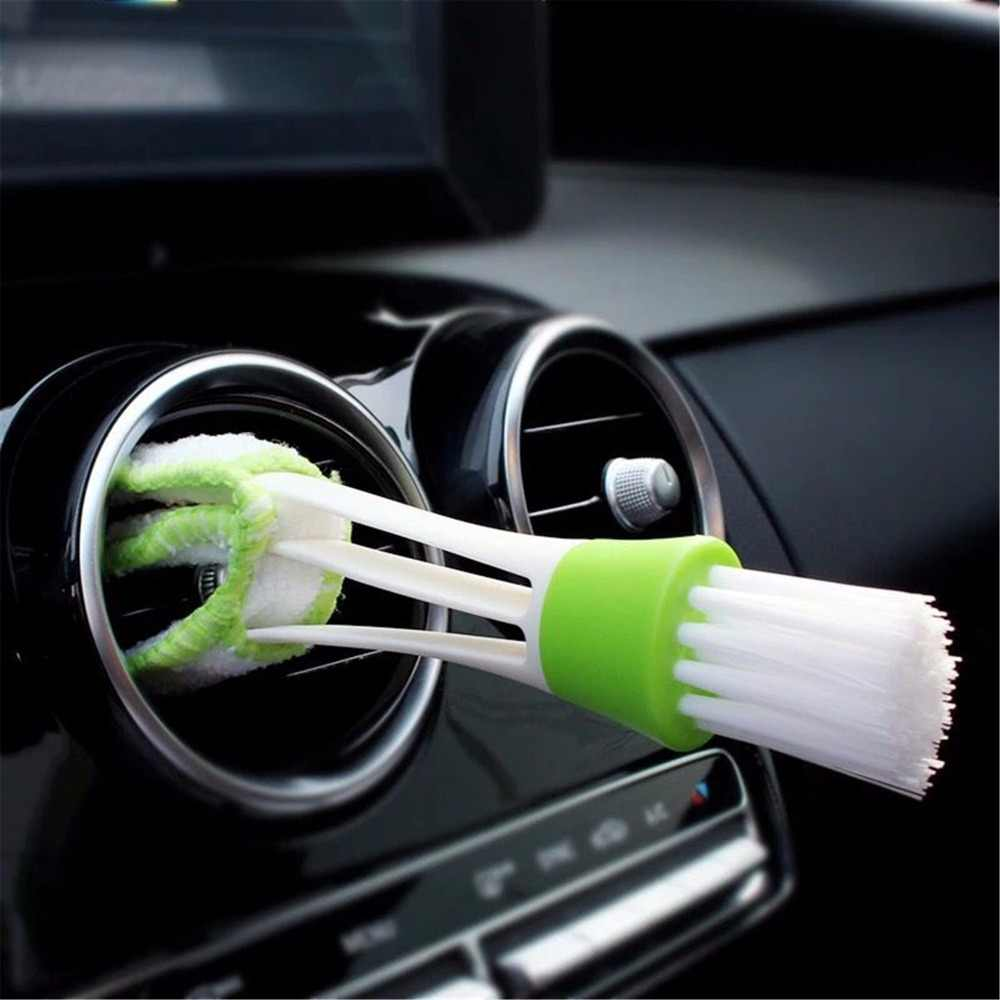 Car Cleaning Double Side Brush For BMW E46 E39 E38 E90 E60 E36 F30 F30 E34 F10 F20 E92 E38 E91 E53 E70 X5 X3 X6 M M3 M5