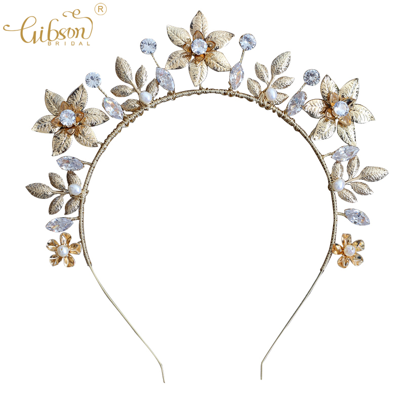 Mixed Styles <font><b>Wedding</b></font> <font><b>Headpiece</b></font> Headband Princess Queen Crown And Tiaras <font><b>Hair</b></font> <font><b>Accessories</b></font> Women Birthday Gift Jewelry Crowns image