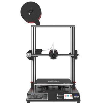geeetech 3d printer a10t 3 in 1 out mixed property upgrade gt2560 v4 0 controlboard 220x220x250mm lcd2004 fdm ce GEEETECH A30 Pro 3D Printer Touch Screen Brightness Adjustment Large 320*320*420mm³ Filament Sensor FDM Overseas Warehouse