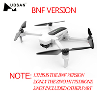 Hubsan H117S Zino GPS 5G WiFi 1KM FPV with 4K UHD Camera 3-Axis Gimbal RC Drone Quadcopter BNF Version