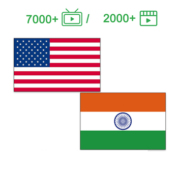 4K India IPTV M3U IPTV 7000+ for m3u box smart tv USA iptv M3U code sports adults free test magnum iptv m3u subscription france brazil canada usa indian iptv 1 year turkish european sports iptv free code reseller panel
