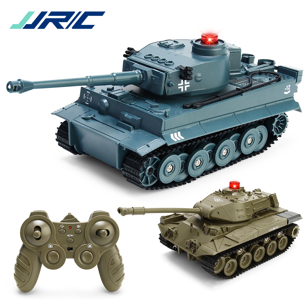 Tank-Model Crawler Remote-Control Military-Tank RC JJRC Q85 for Boys Programmable Rc-Car-Toy
