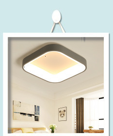 H5d70dcf5a7ae4aa3b0a4a90ffa575f9cP Surface mounted modern led ceiling lights for living room Bed room light White/Brown plafondlamp home lighting led Ceiling Lamp