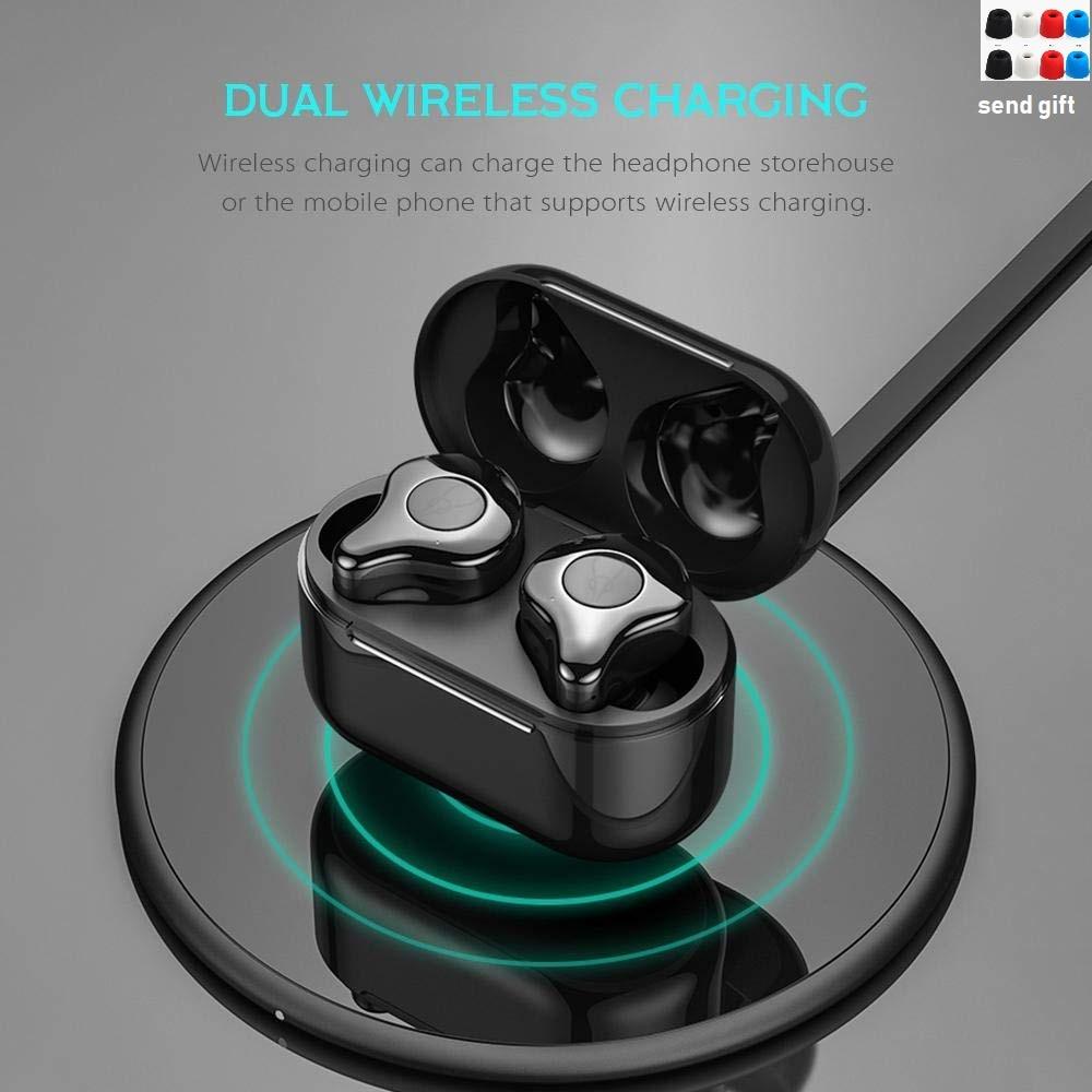 Atualizado sabbat e12 ultra fones de ouvido bluetooth 5.0 tws fone de ouvido de alta fidelidade esportes fones de ouvido fone de à prova dwireless água sem fio de carregamento