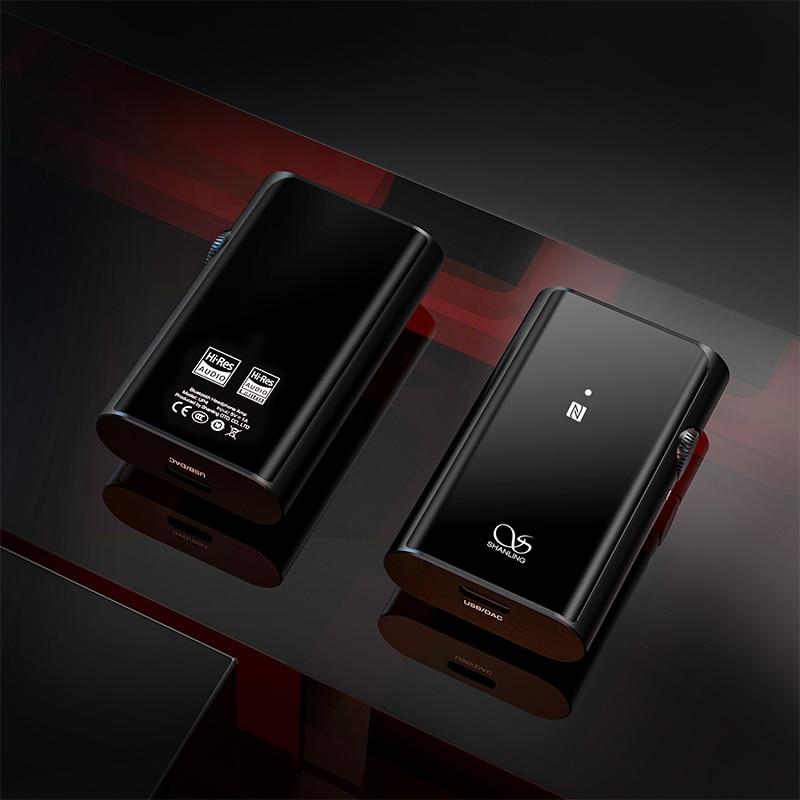 Shanling UP4 CSR8675 Bluetooth 5.0 USB DAC ES9218P amplificateur haute résolution LDAC LHDC APTX HD AAC SBC Knoowles Microphone type-c 3.5/2.5 - 6