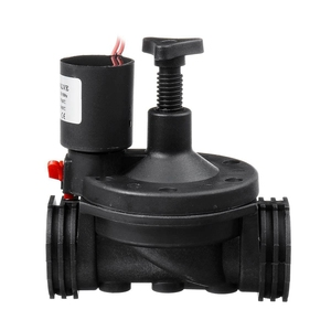Image 1 - 1.3 Inch Water Valve for WiFi TUYA Controller Smart Water Gas Handle Valve Controller Suit for Home and Outdoor Irrigation Promo