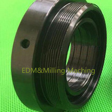 Milling-Machine Spindle-Lock DURABLE CNC R8 New 1PC Nut Barrel Front-End-Cover High-Quality