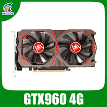 Graphics-Cards Pc Desktop GDDR5 Nvidia Express-2.0 128bit Gtx960 4g Gtx 1050 Than PCI