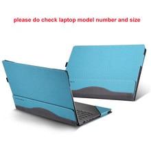 Съемный чехол для ноутбука Hp Envy X360, 13,3 дюйма, креативный дизайн, чехол для ноутбука Hp, искусственная кожа, 13-дюймовый стилус в подарок