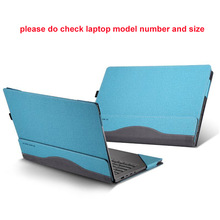 Detachable Laptop Cover For Hp Envy X360 13.3 Inch Creative Design Sleeve Case For Hp Laptop Pu Leather Skin 13 inch Stylus Gift