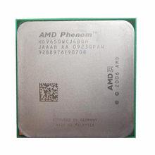 AMD Phenom X4 9650 Процессор процессор Quad-CORE (2,3 ГГц/2 м/95 Вт/2000 ГГц) Разъем am2 + бесплатная доставка