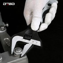 Professional Adjustable wrench Universal Spanner Key Nut Wrench 6