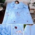 Многофункциональное «ленивое» одеяло с рукавами  зимнее теплое утолщенное помытое одеяло DEC889
