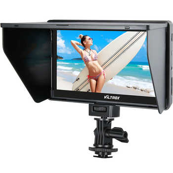 Viltrox DC-70HD Clip-on 7\'\' 1920x1200 IPS HD LCD Camera Video Monitor Display HDMI AV Input for Canon Nikon DSLR BMPCC 5DIV - DISCOUNT ITEM  40 OFF Consumer Electronics