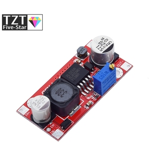 Image 2 - XL6009 DC Adjustable Step up boost Power Converter Module Replace LM2577