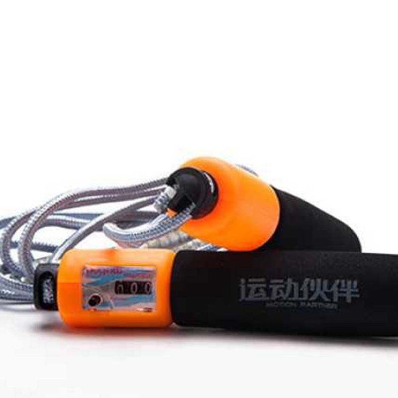 Small Partners In Sport Mp171 Jump Rope Adult Students The Academic Test For The Junior High School Students Count Cotton Rubber