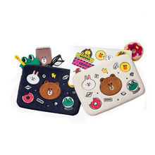 cute animal pattem Laptop case bag sleeve 10 11 12 13 3 14 15 15 6