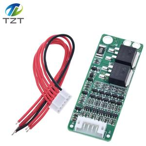 Image 3 - TZT 5S 15A Li ion Lithium Battery BMS 18650 Charger Protection Board 18V 21V Cell Protection Circuit