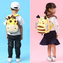 Cute 3D Plush Cartoon Children Kids Bag Backpack Kindergarten Knapsack Animal Pattarn School Bags Boys Girls Backpacks Schoolbag 3d cute big size animal design backpacks kids school bags for primary girls boys cartoon shaped children school backpacks