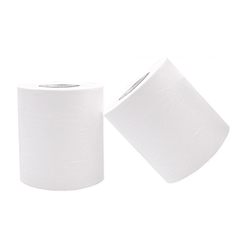 1 Rolled Paper 50g About 85 Sheets Small Roll Of Toilet Paper Toilet Paper Hotel Kitchen Affordable Fcl Paper Towels