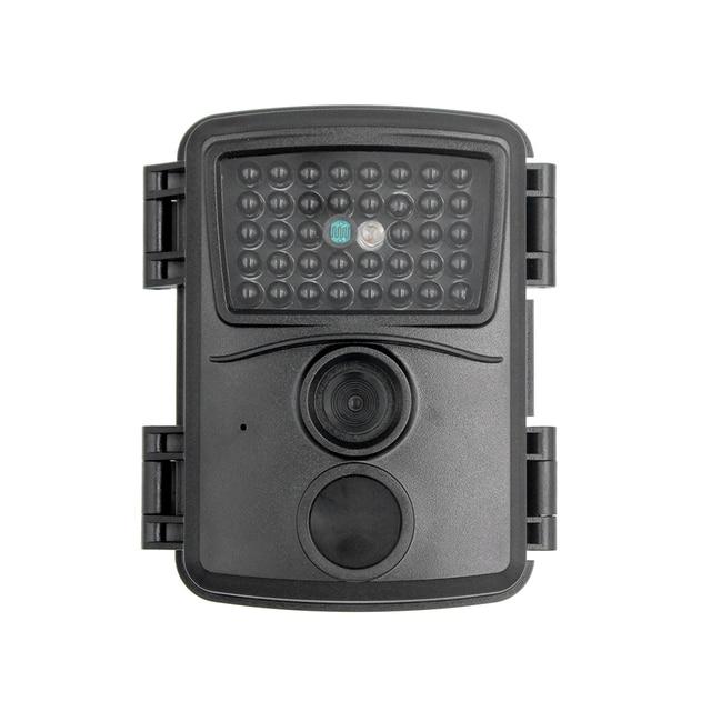 PR600 Mini Hunting Trail Camera 12MP 1080P PIR IR Wildlife Scouting Cam Night Vision Wildlife Cameras Surveillance 0.8s Trigger|Hunting Cameras|   -
