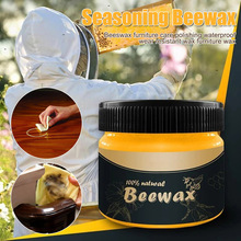 Furniture Care Polishing Beeswax Waterproof Wear-resistant Wax Furniture Care