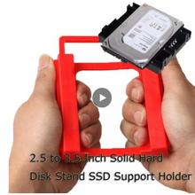 Optical Drive Bit Hard Drive Bracket 3.5 To 2.5 Inch For Mechanical SSD Solid State Optical Drive Bit Bracket Box Strong Shock