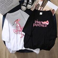 Disney cartoon bilder T-shirt Tops Sommer casual übergroßen Frauen T-shirts hip hop Streetwear Harajuku kurzarm t-shirt