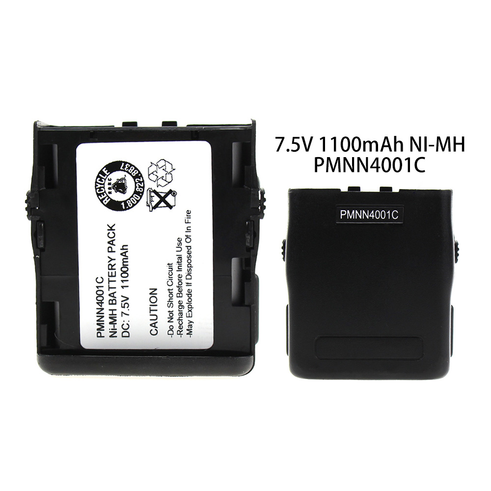 1100mAh Replacement Battery For Motorola PMMN4001 PMMN4013  PMNN4000 GP68 GP688