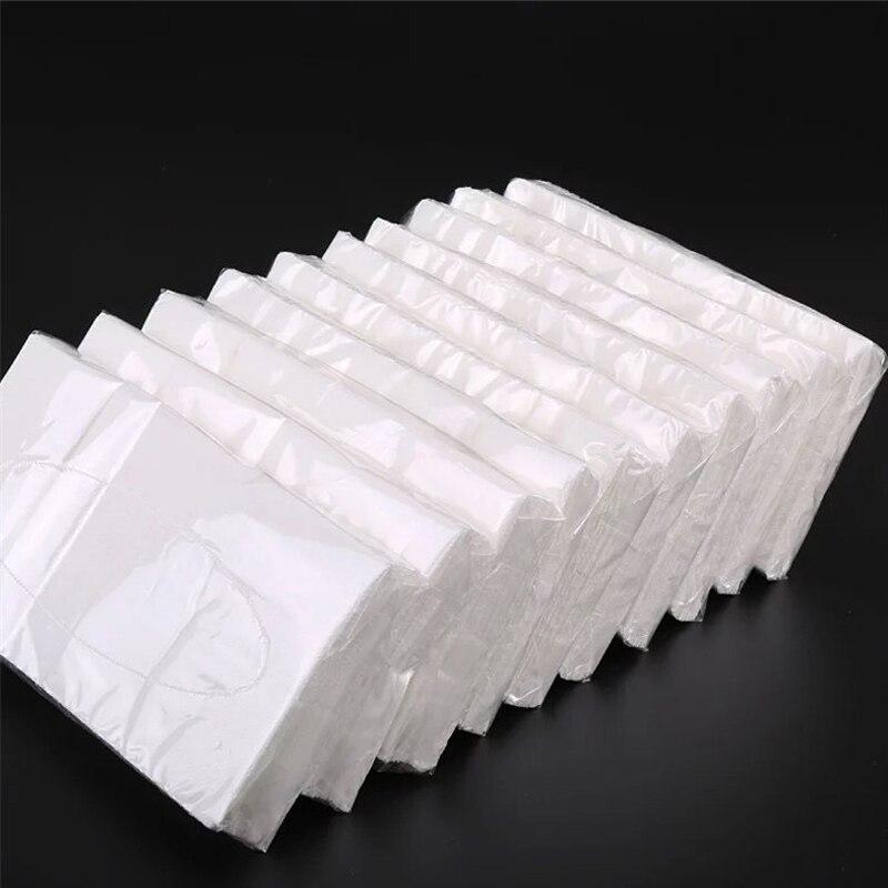 Paquete de 10 pañuelos de coche con 30 piezas de tejido lateral por paquete para caja de pañuelos de coche para uso doméstico en el baño