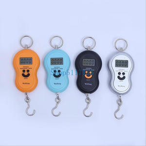 Pocket-Scales Luggage-Hook-Scale Digital Backlight Portable LCD 500PCS Hanging Fishing