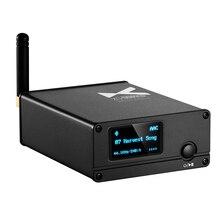Xduoo XQ 50 Pro Bluetooth 5.0 Audio ontvanger Converter CS8406 ES9018K2M Chips Decoder Ondersteuning Aptx/Sbc/Aac Pc Type C Usb Dac