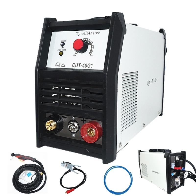 Cortadora por Plasma CUT40 PT31 40A 230V DC inversor CE