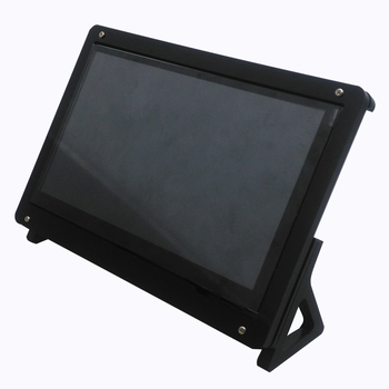 7 inch LCD Display Touch Screen Housing Bracket for Raspberry Pi 4/Pi 3 Acrylic Holder for 7 inch Raspberry Pi LCD Screen new 7 inch lcd screen at070tn90 929394 vehicle dvd navigation display screen