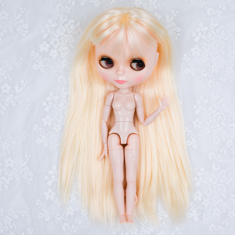 Image 5 - Neo Blyth Doll NBL Customized Shiny Face,1/6 BJD Ball Jointed Doll Ob24 Doll Blyth for Girl, Toys for ChildrenDolls   -