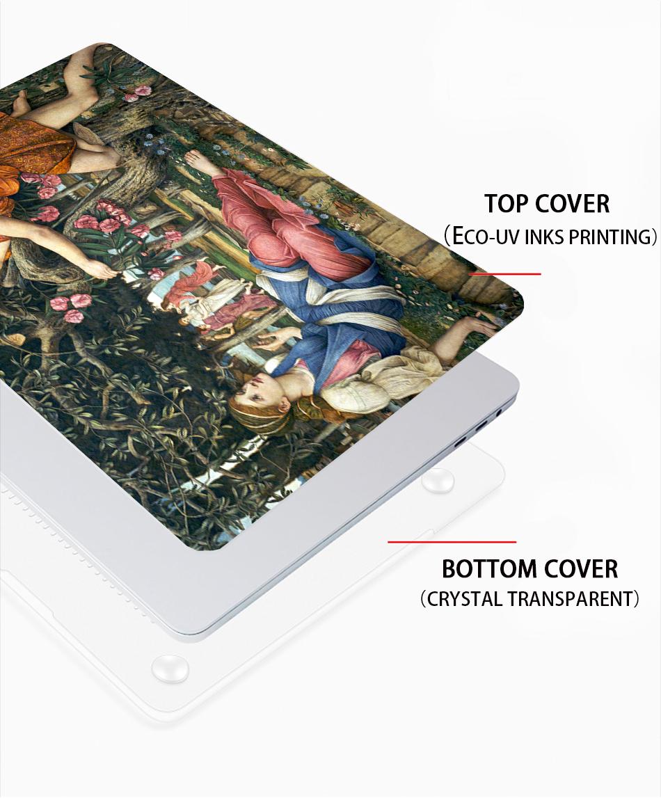 MTT Funda Case for MacBook 27