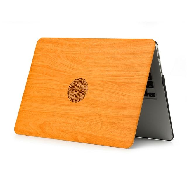 Wood Grain Case for MacBook 3